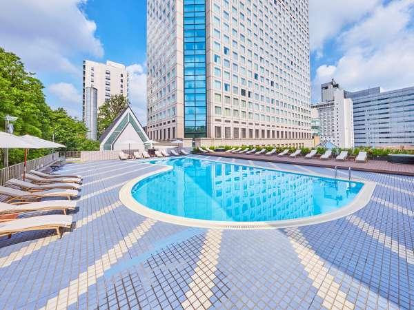 【プールに使える】サマークーポン&アクアパーク品川入場券(朝食付き)