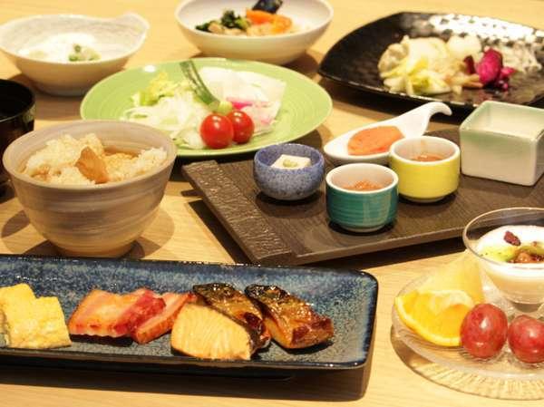 「和ビストロ いちょう坂」 和食ブッフェ朝食付きプラン