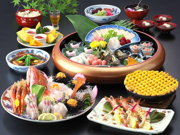 料理長特選の高級食材!長崎旬彩プラン 選べる!食材にこだわった会席又は卓袱料理≪3〜5月≫