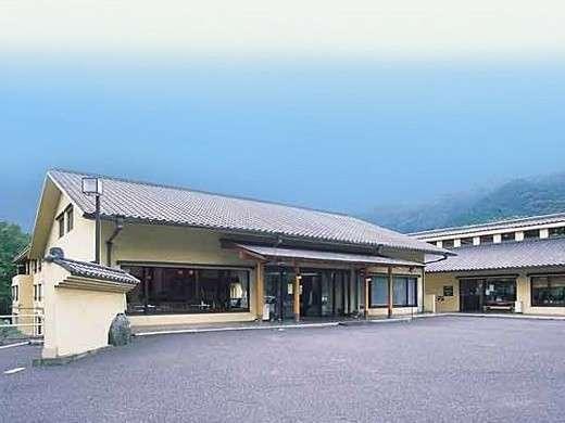 東京・青梅石神温泉 清流の宿 おくたま路の外観