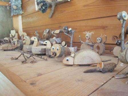 自分だけのオリジナル♪木工体験プラン