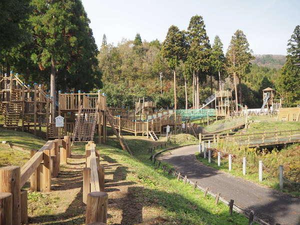 ウッディパル余呉~アスレチックが楽しめる森のコテージ~の写真その3