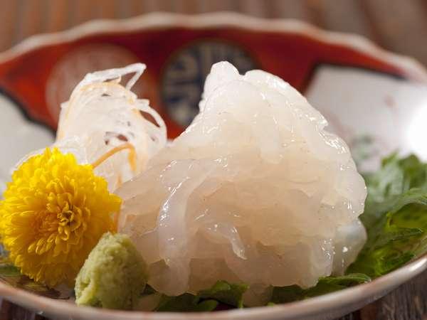 富山湾の宝石 シロエビのお刺身