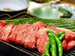 国産牛:上品な脂の甘み
