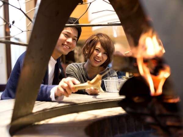 【カップル限定】2人の愛が深まる★あったかロマンチック旅/ビュッフェ