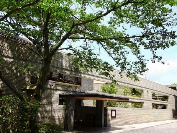 星野リゾート 界 箱根の外観