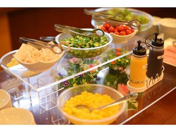朝食バイキング無料サービス!レストラン<和み>6:30-9:00