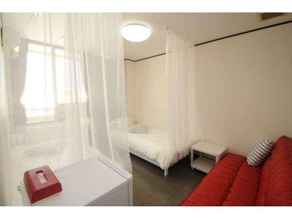 エコノミープラン 5F個室 洗面台/シャワー/トイレ共用設備