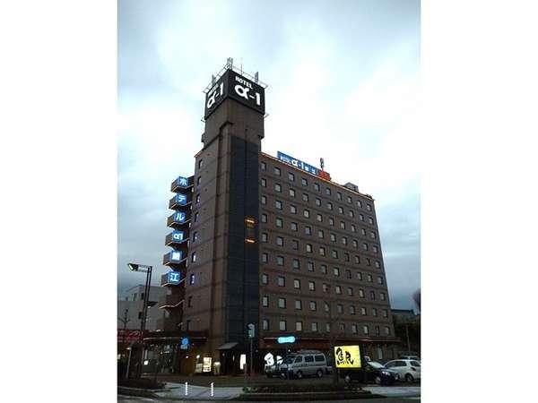 ホテル・アルファ−ワン鯖江