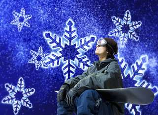 [S.01] ≪ゲレンデ隣接×素泊≫ あこがれのスキープラン♪ ★エリア最大級の雪見露天&VODシアター無料!