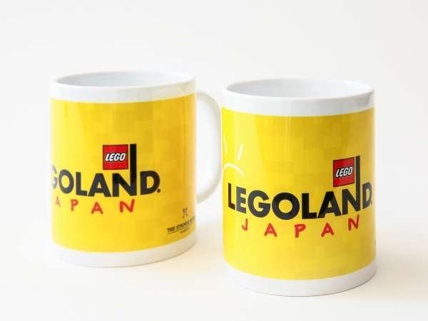 【ファミリーにお勧め】LEGOLAND(R)Japan 1DAYパスポート+非売品LEGOLAND(R)Japan×マグカップ付(宿泊)