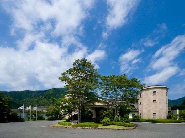 箱根仙石原プリンスホテルの外観