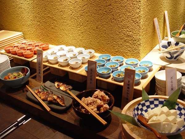 【朝食バイキング付】◆銀座・東京駅徒歩圏内◆ 九州名物が味わえる和食バイキング!