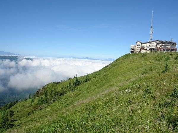 美ヶ原高原 雲上の一軒宿 王ヶ頭ホテル