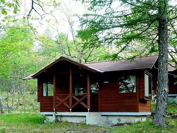 八ヶ岳美し森ロッジ(たかね荘)