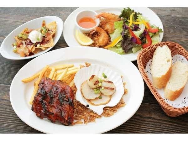 【2食付き】選べるディナー!朝夕食付きプラン♪