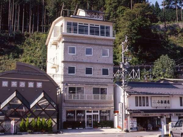 ビジネスホテル プランタン