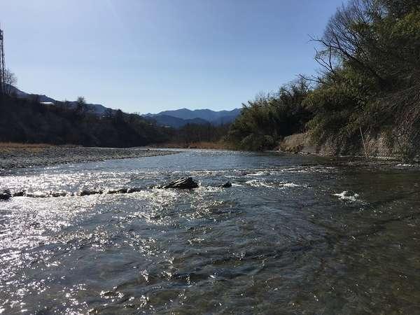 川の瀬に和む 料理自慢の温泉宿 せせらぎ荘