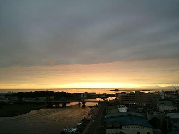 【高層階】オホーツク海や網走川が見える♪上層階確約&12時C/Oプラン♪《朝食付》