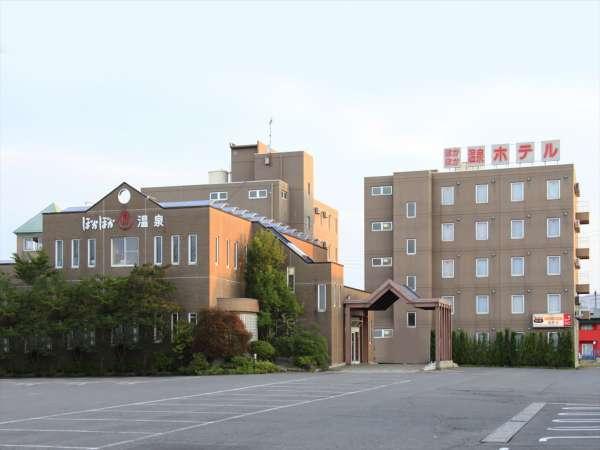 大館ぽかぽか温泉ホテル