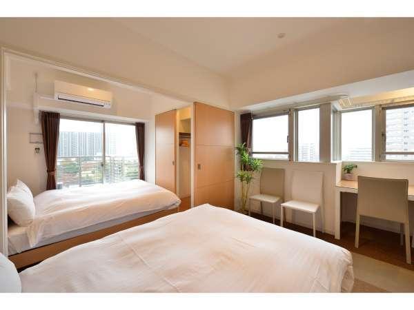 【天神・博多アクセス良好◎】バルコニー完備の好立地新築レジデンスホテル!