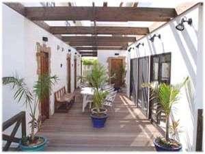 Coco Terraceの外観