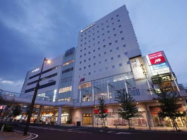 ホテルサンルート上田(2019年3月26日より:相鉄フレッサイン長野上田駅前)