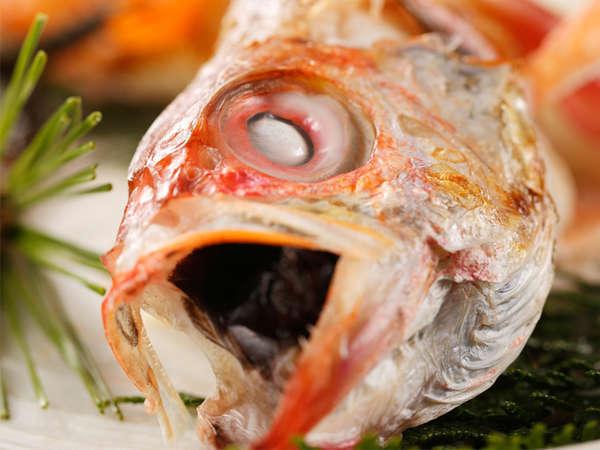 【夕食をちょっと贅沢にしたい方必見!!】北陸の味覚『のどぐろ塩焼き』+和食料理『なぎさ』