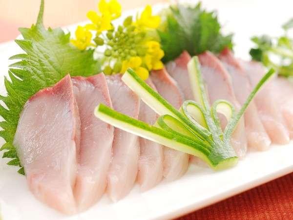 地魚お刺身付 貸切展望露天が無料 お得な2食付
