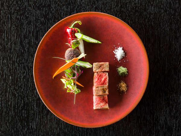 【2食付スタンダードプラン】但馬牛に地元の新鮮野菜のヘルシーフレンチディナー&大好評和朝食