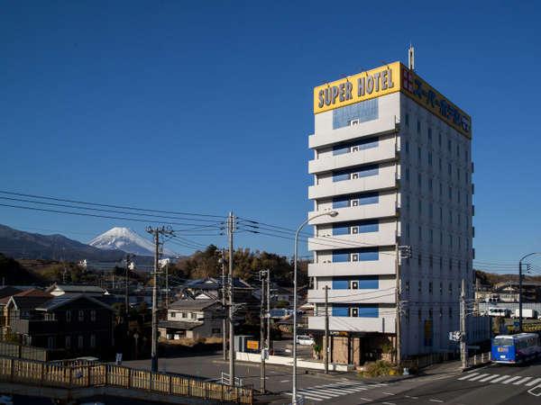 スーパーホテル長泉・沼津インター 天然温泉 薬師の湯
