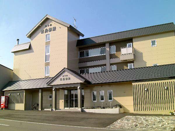 ホテル雲丹御殿の外観
