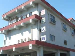 入船旅館の外観