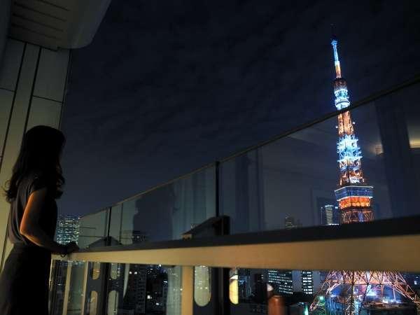 【東京タワー×ダイナミック眺望】東京タワーの景色を満喫!タワーサイドステイ