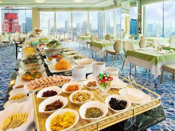 33階の洋食ブッフェや和定食など 選べる朝食付き〜Bed&Breakfast〜