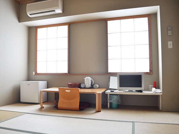 【和室】広々とした空間の和室。