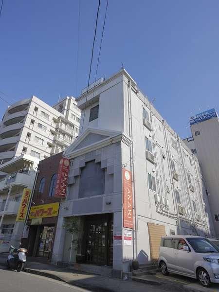 長崎インターナショナルホステル あかりの外観