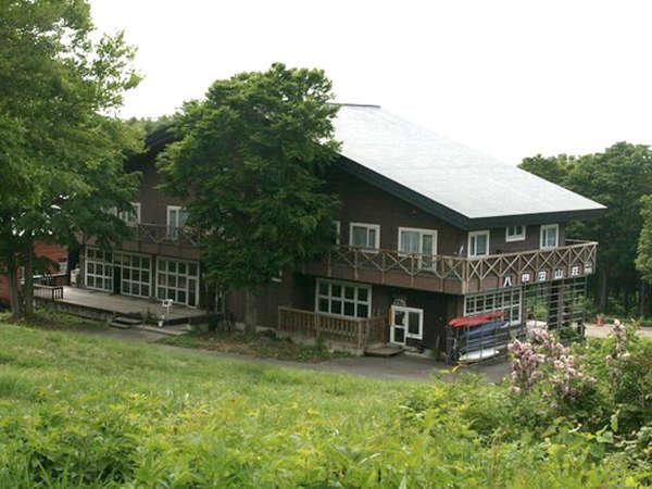 八甲田山荘の外観