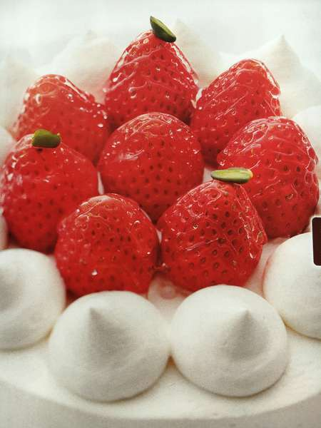 ☆バースディプラン☆生クリームといちごのラウンドケーキ(15cm)をお部屋にご用意【朝食付】