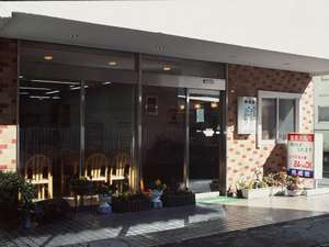 桐生 ホテル桐盛館の外観