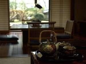 【風の庵】特別室でゆったりとした時を過ごす・・