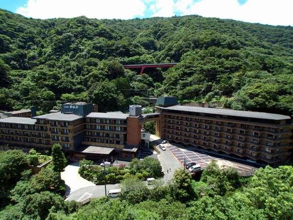 ホテル南風荘全景