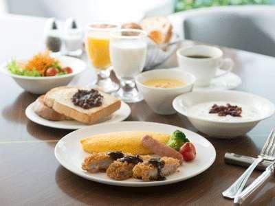 Marriott Breakfast Stay 朝食付き