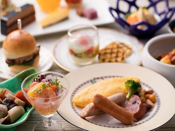 【朝食リニューアル!】和・洋の朝食バイキング付きプラン