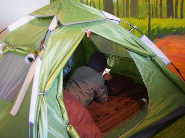 【テント個室】富士急まで徒歩5分!温泉まで徒歩5分!安宿で賢くお得旅!ゲストハウス素泊まりプラン♪