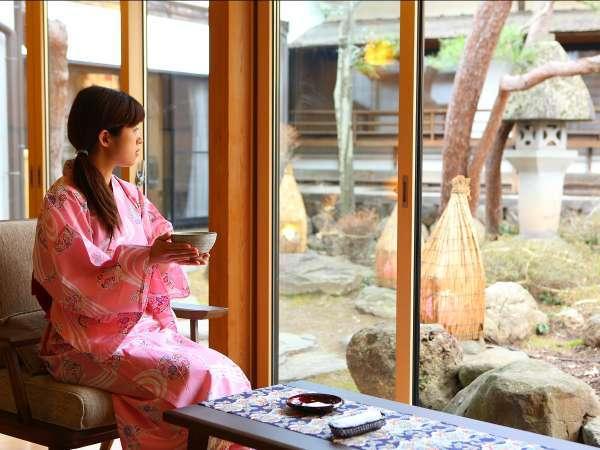 【朝食付プラン】信州の恵い~っぱい♪拘りの朝ごはん&寛ぎの宿でのんびり過ごす旅<夕食無し>