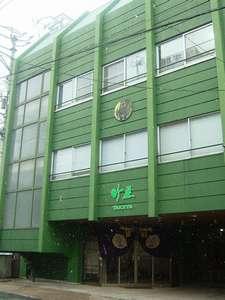 旅館 竹屋の外観