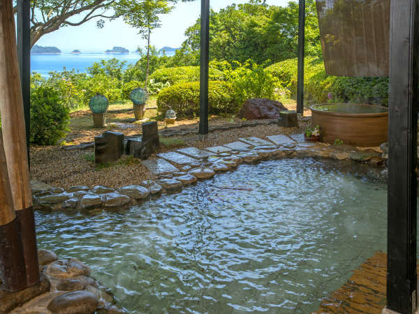 大浴場露天風呂