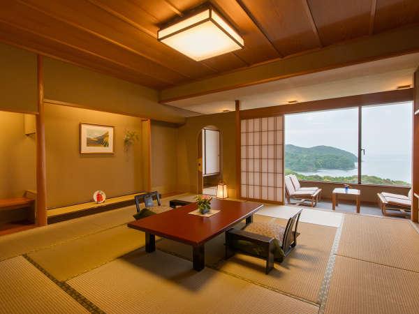 和室ならではの落ち着いた雰囲気で、ゆっくりくつろげる空間です。