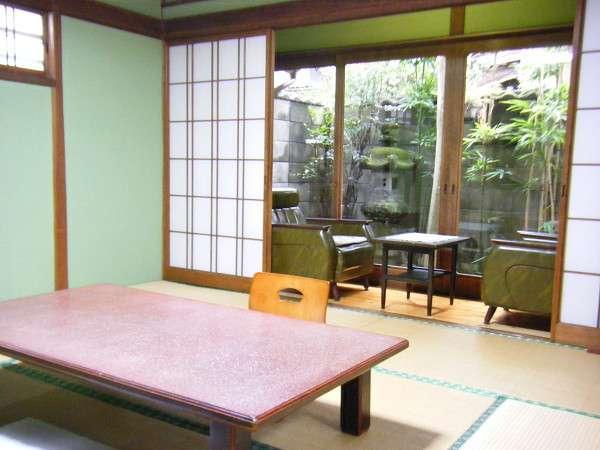 和室8畳【朝食付】(トイレ付客室)